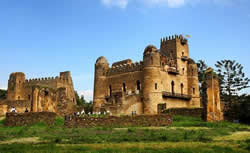 The Castle of Gondar